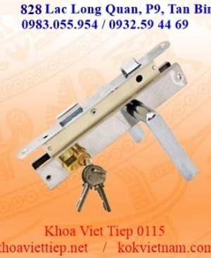 Khoa tay gat Viet Tiep 0115 new